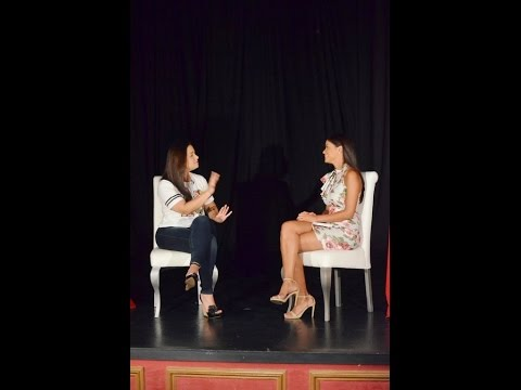 Evelyna Rodríguez entrevista a Daniela Alvarado (segunda )