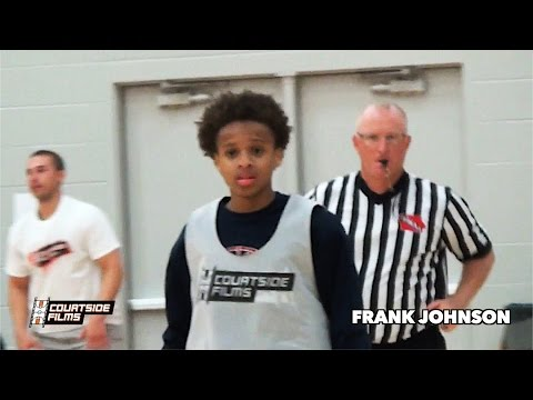 Frank Johnson (2017) Mixtape @ The Courtside Films Fall Camp
