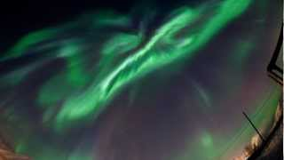Полярное сияние 2012 (Aurora Borealis 2012 - 2)(Полярные сияния (Aurora Borealis). Снято 28 февраля 2012 года. Место съемки - Мурманская область, г.Кировск. Автор - Вале..., 2012-02-29T01:14:03.000Z)