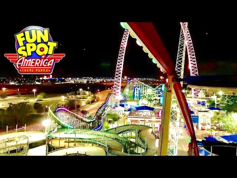 Fun Spot America Orlando Vlog 15th October 2017