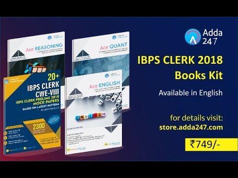 ibps clerk books kit english medium printed edition