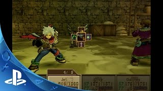 Wild Arms 3 - Gameplay Video | PS2 on PS4