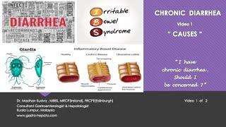 CHRONIC DIARRHEA - Causes