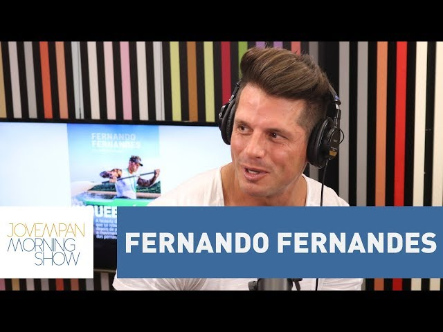 Fernando Fernandes - Morning Show - 09/08/17