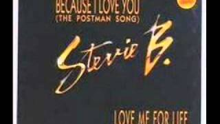 Stevie B - Because I Love You REMIX (DJ CACHICOL).wmv