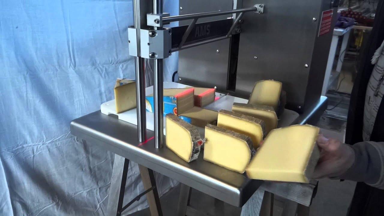 Machine couper le fromage p te dure youtube - Machine a couper le saucisson ...