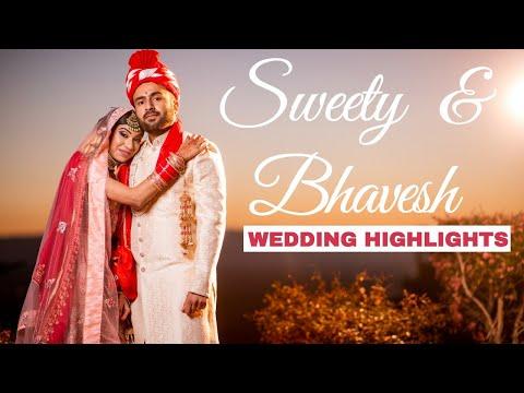 Indian Wedding Highlights 2021 | Sweety & Bhavesh | San Jose Gurdwara | California | Monterey Films