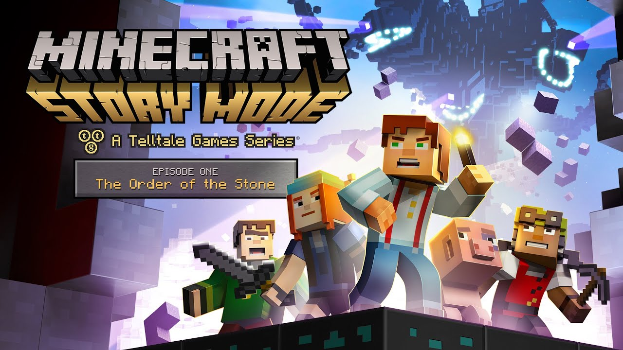 'Minecraft: Story Mode' Episode 1 - 'The Order of the ...
