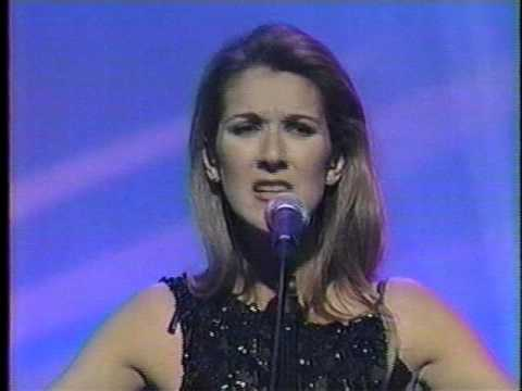 Celine Dion - The Reason (Royal Variety 1997)