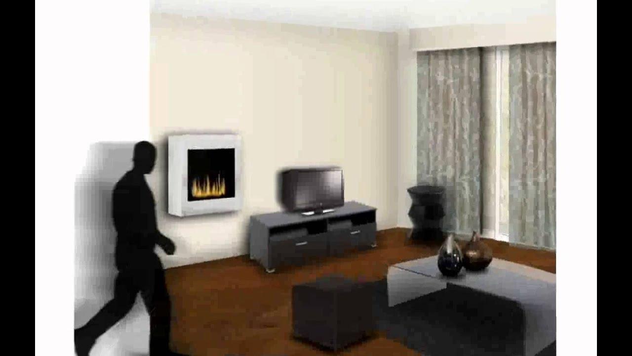 decoration du salon moderne youtube. Black Bedroom Furniture Sets. Home Design Ideas