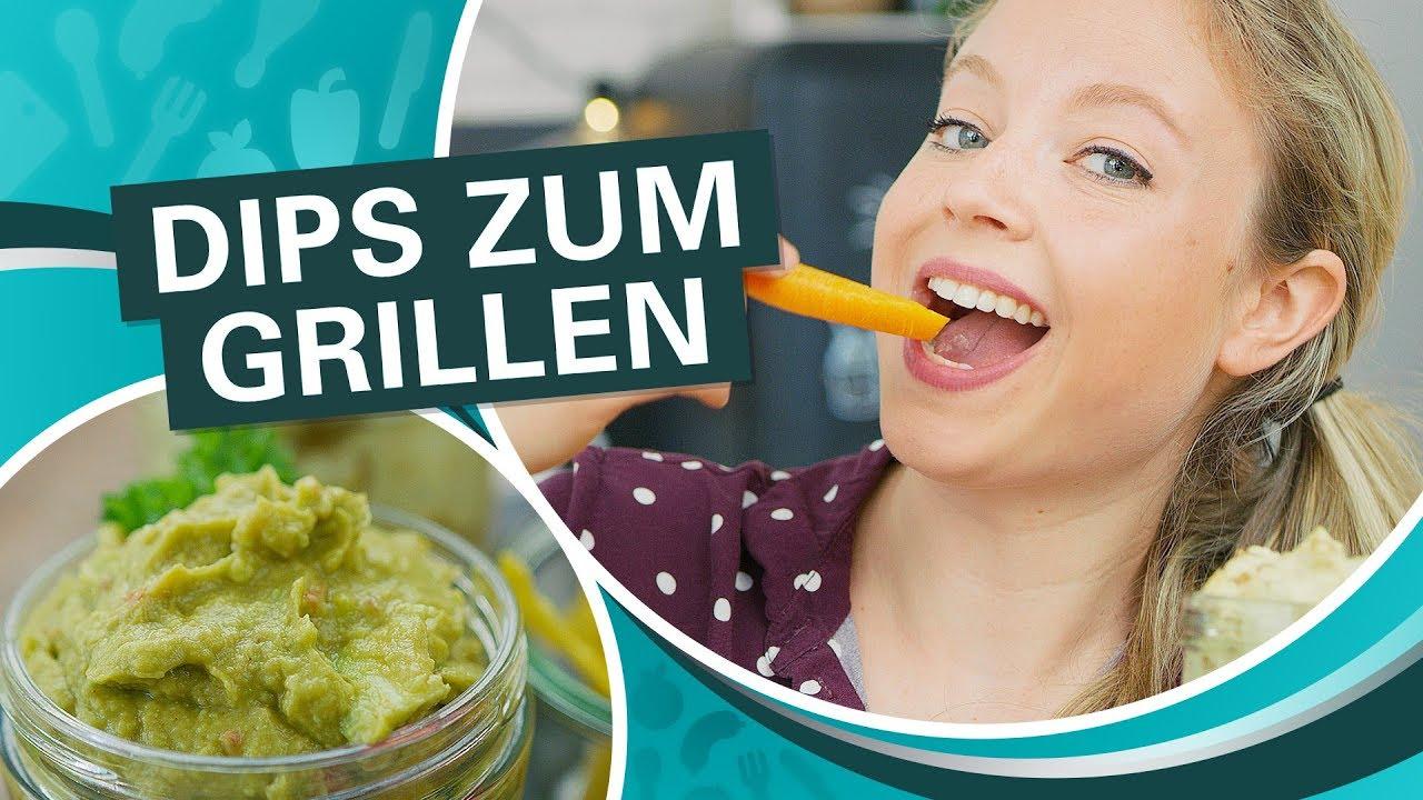 20 Grill Dips, die jeweils in 20 Minuten gemacht sind