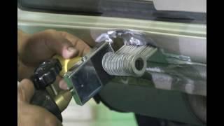 New car body repair dent puller