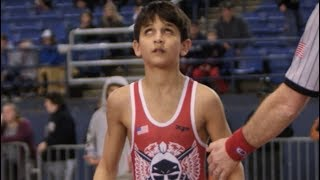 Mikey: The Story of A Blind Wrestler