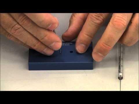 Change Syringe Plunger Tip