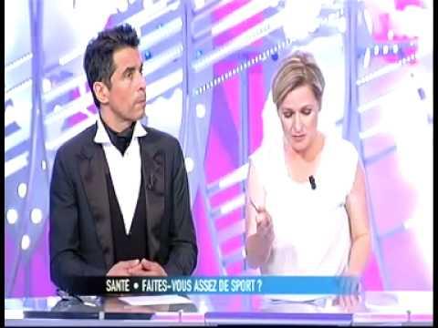 Les français et le sport - Canal +