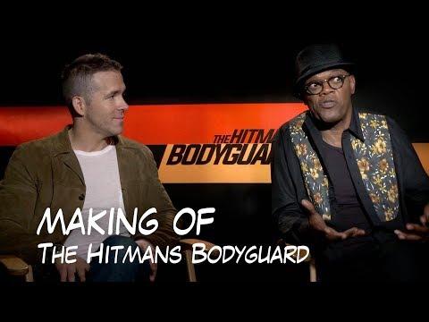 Samuel L. Jackson and Ryan Reynolds about 'The Hitmans Bodyguard'