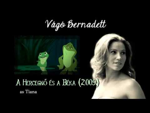 A Voice From Hungary : Bernadett Vágó / Vágó Bernadett
