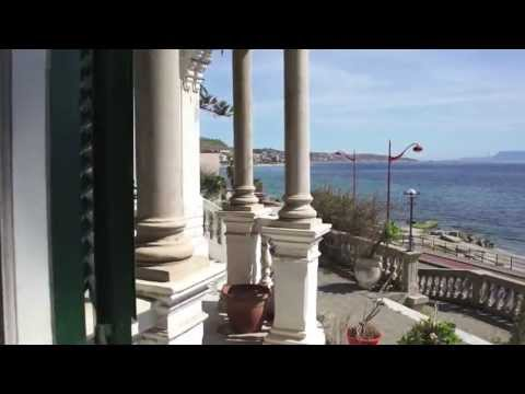 An Historic Home on the Strait of Messina, Sicily