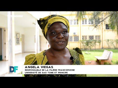 Bonus 2 Angela Viegas Destination Francophonie #146 - SAO TOME ET PRINCIPE