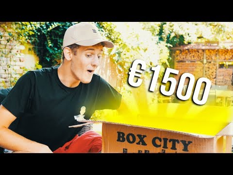 €1500+ HYPE UNBOXING + SUPREME GIVEAWAY! | Boazvb