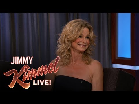 Kyra Sedgwick on New  Ten Days in the Valley