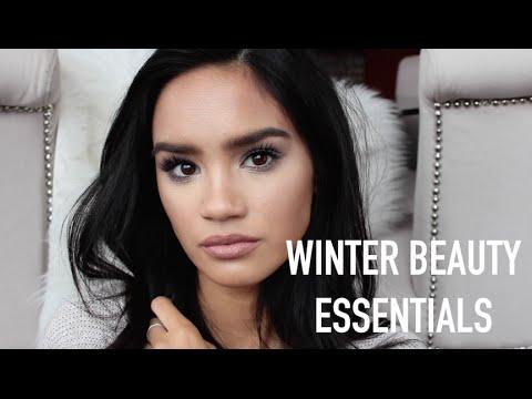 My Winter Beauty Essentials - YouTube Dacey Gomez Instagram