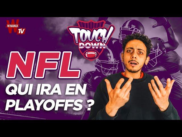 🏈 NFL, course aux playoffs - Débrief Week 10 & preview Week 11 🔥  (football américain)