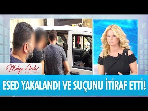 Esed yakalandı ve suçunu itiraf etti! - Müge Anlı ile Tatlı Sert 11 Eylül 2017 HD