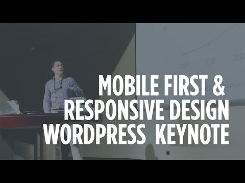 Mobile First & Responsive Design for WordPress - WordCamp Melbourne 2013