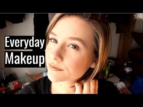 Everyday Makeup Look | Velvet and Vibranium