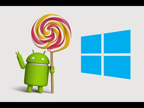 How To Install Android Lollipop 5.1 On Your PC (Windows) - Tutorial