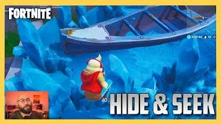 Fortnite Creative Hide and Seek on Dpac's Map of Wonders! | Swiftor