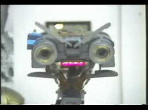 Johnny 5 robot reproduction