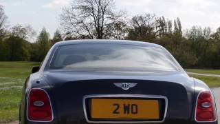 Bentley Brooklands Coupe