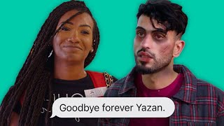 Brittany and Yazan Breakup but its too late for Yazan | 90 Day Fiancé
