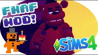 Download lagu The Sims 4 FNAF 1 DOWNLOAD CUSTOM CONTENT MOD Five Night s At Freddy s Machinima MP3