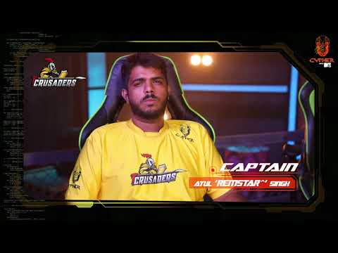 Atul 'REMSTAR^' Singh | Captain - Crusaders | #UCypher
