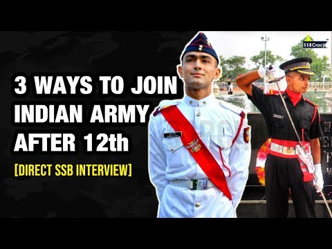3 Ways To Join Indian Armed Forces After 10+2 - Indian Army | Navy | Air Force