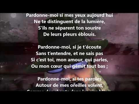 Pardonne Moi ô Mon Amour Charles Van Lerberghe Lu Par