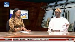 Diplomatic Channel: Discuss On Bakassi Peninsula Crisis Pt 1