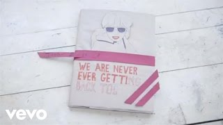 Taylor Swift - We Are Never Ever Getting Back Together (Lyric Video) thumbnail