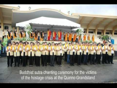 Mass re Hostage Taking Tragedy at the Quirino Grandstand (August 31, 2010)
