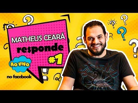 QUAL A MAIOR DIFICULDADE APÓS A CIRURGIA BARIÁTRICA? | Matheus Ceará Responde - Ao Vivo #1