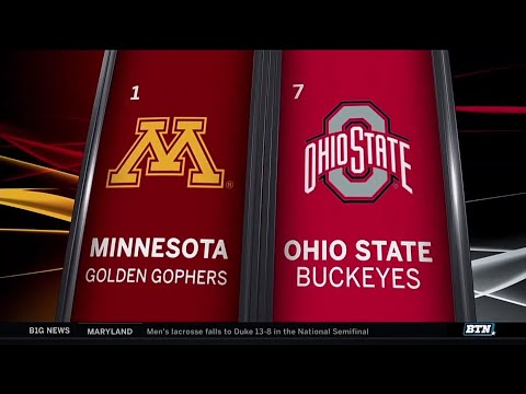 minnesota-vs.-ohio-state-highlights-|2018-big-ten-baseball-tournament