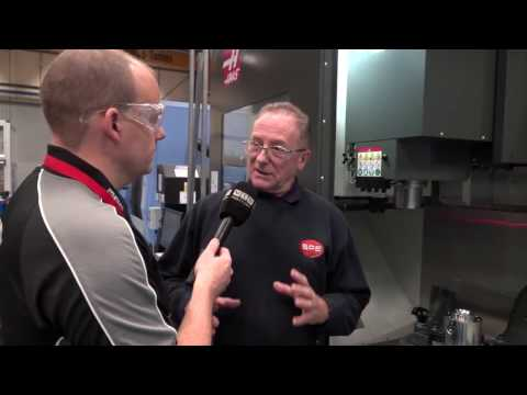 Swiftool install their 2nd HAAS UMC-750 5-axis CNC machine
