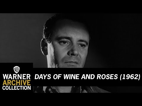 Days of Wine And Roses 1962 – Off The Wagon