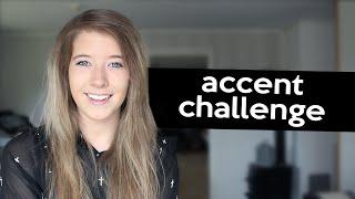 Accent Challenge (Norwegian Accent)