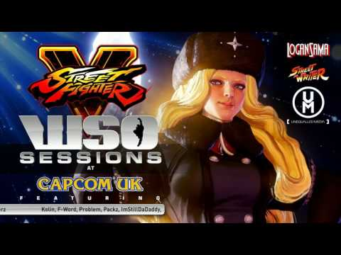 "Capcom UK presents WinnerStayOn Sessions - ""London Kolin"" Showcase"