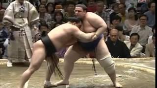 Летний майский турнир по Сумо 2013, 7-9 дни Нацу Басё Natsu Basho