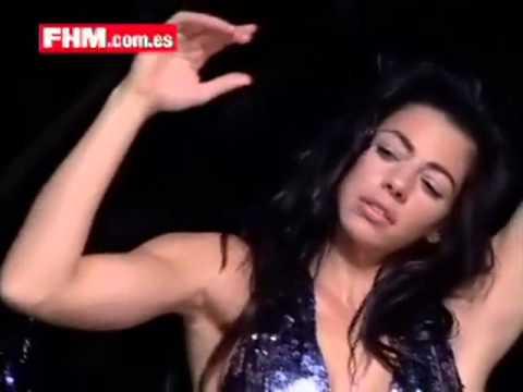 Marbelys de Fama a Bailar ~ FHM Abril 2008 thumbnail